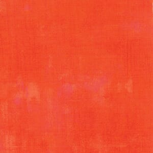 Small Image of Moda Fabric Grunge Tangerine