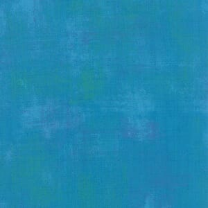 Small Image of Moda Fabric Grunge Turquoise GA3071