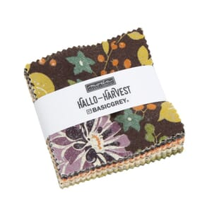 Large Image of Moda Fabric Hallo Harvest Mini Charm