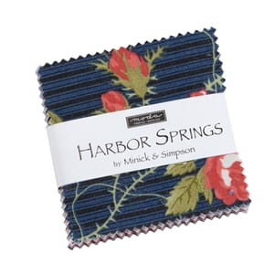 Moda Harbor Springs Mini Charm