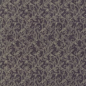 Moda Fabric Home Vine Black