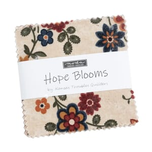 Moda Hope Blooms Mini Charm