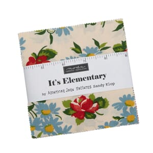 Moda Its Elementary Charm Pack
