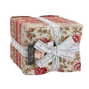 Moda La Rose Rouge Fat Quarter Bundle
