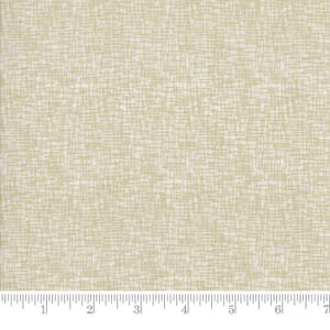 Small Image of Moda Fabric Modern Background Luster Metallic Grid Fog