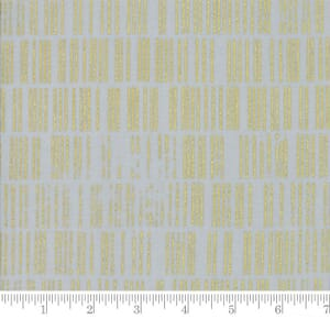 Small Image of Moda Fabric Modern Background Luster Metallic Scales Zen Grey