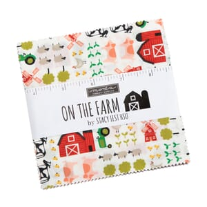 Moda On The Farm Charm Pack