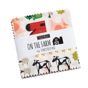 Moda On The Farm Mini Charm