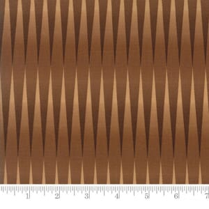 Small Image of Moda Fabric Preservation Variegated Stripe Brown