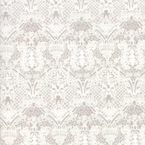 Moda Fabric Stiletto Eloise Lace Eggshell