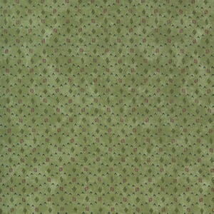 Moda Fabric Violet Hill Regiment Celery 6828 11