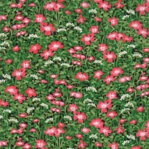 Large Image of Moda Fabric Wildflowers IX Petunia
