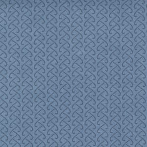 Small Image of the Moda Fall Fantasy Flannels Back and Forth River Fabric 6844 26F