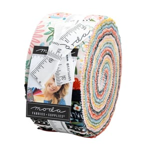 Large Image of the Moda Frankie Jelly Roll