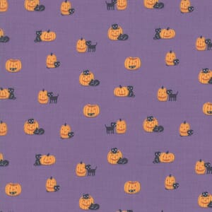 Moda Ghouls Goodies Boo Kitty Witches Brew