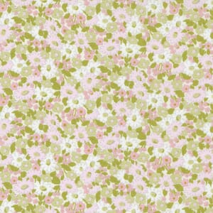 Small Image of the Moda Grace Small Floral Willow Fabric 18722 13