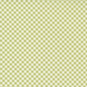 Small Image of the Moda Grace Gingham Willow Fabric 18723 17