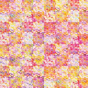 Large Image of Moda Fabric Gradients 2 Digital Triangles Parfait