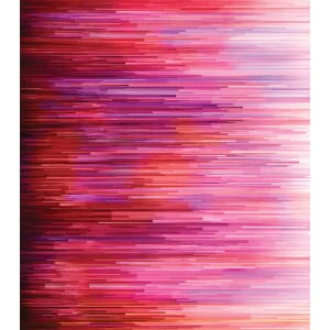 Large Picture of Moda Fabric Gradients Stripes Reds Pinks