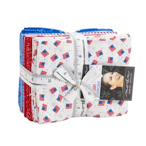 Moda Holiday Essentials Americana Fat Quarter Bundle