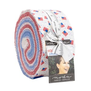 Moda Holiday Essentials Americana Jelly Roll