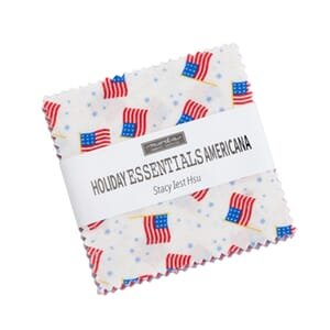 Moda Holiday Essentials Americana Mini Charm