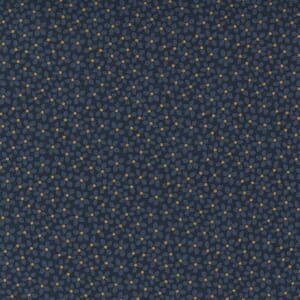 Large Image of the Moda Hope Blooms Toadflax Cornflower Fabric 9671 14