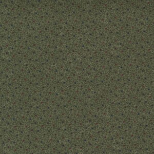 Large Image of the Moda Hope Blooms Tick Clover Sage Fabric 9673 15