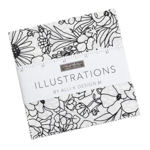 Moda Illustrations Charm Pack