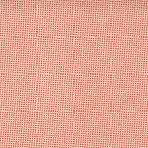 Large Image of the Moda Make Time Woven Check Strawberry Fabric 24577 21