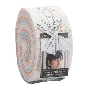 Large Image of the Moda Make Time Jelly Roll