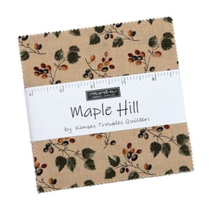 Small image of Moda Maple Hill Charm Pack 9680PP