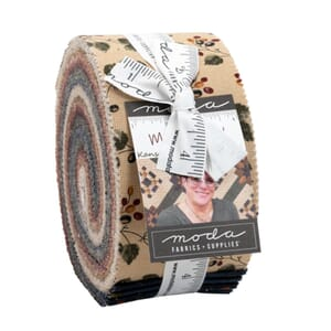 Small image of Moda Maple Hill Jelly Roll 9680JR