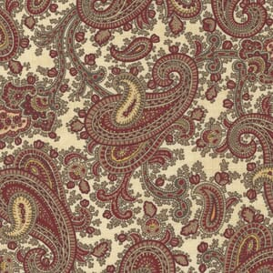 Large Image of the Moda Mary Anns Gift Homestead Biscuit Fabric 31630 12