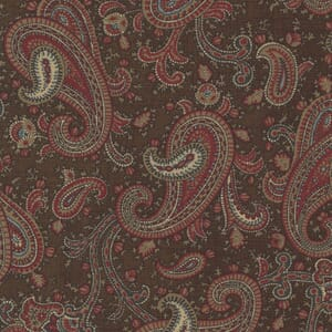 Large Image of the Moda Mary Anns Gift Homestead Saddle Fabric 31630 23