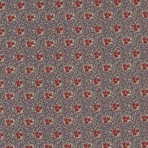 Large Image of the Moda Mary Anns Gift Creekside Thistle Fabric 31633 18