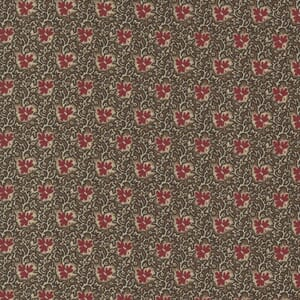 Large Image of the Moda Mary Anns Gift Creekside Saddle Fabric 31633 22