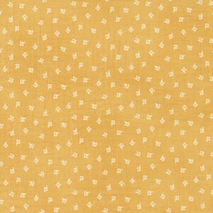Large Image of the Moda Mary Anns Gift Effies Skirt Butter Fabric 31636 15