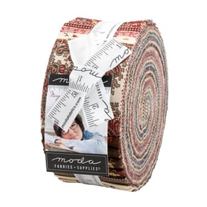 Large Image of the Moda Mary Anns Gift Jelly Roll