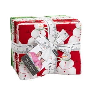 Moda Merry and Bright Fat Quarter Bundle
