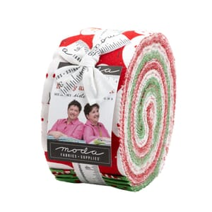 Moda Merry and Bright Jelly Roll