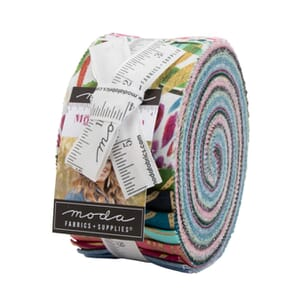 Moda Moody Bloom Jelly Roll