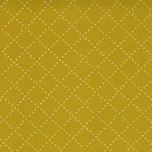 Large Image of the Moda Nocturnal Crossing Lines Gold Fabric 48337 14