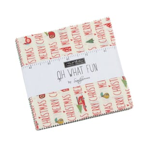 Moda Fabric Oh What Fun Charm Pack