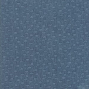 Large Image of Moda Fabric Painted Meadow Dots Turquoise