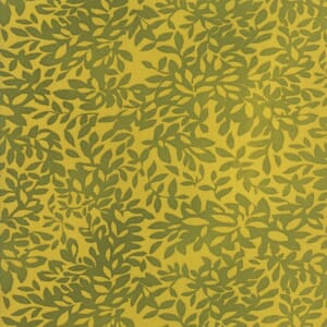 Small Image of Moda Fabric Dear Mum Floral Leaves Sprig