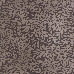 Small Image of Moda Fabric Dear Mum Floral Leaves  Charcoal