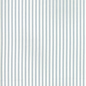 Small Image of Moda Fabric Vintage Holiday Christmas Bias Candy Stripe Metallic Silver