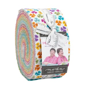 Large Image of the Moda Petal Power Jelly Roll