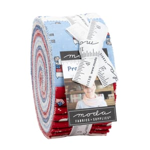 Large Image of the Moda Prairie Days Jelly Roll